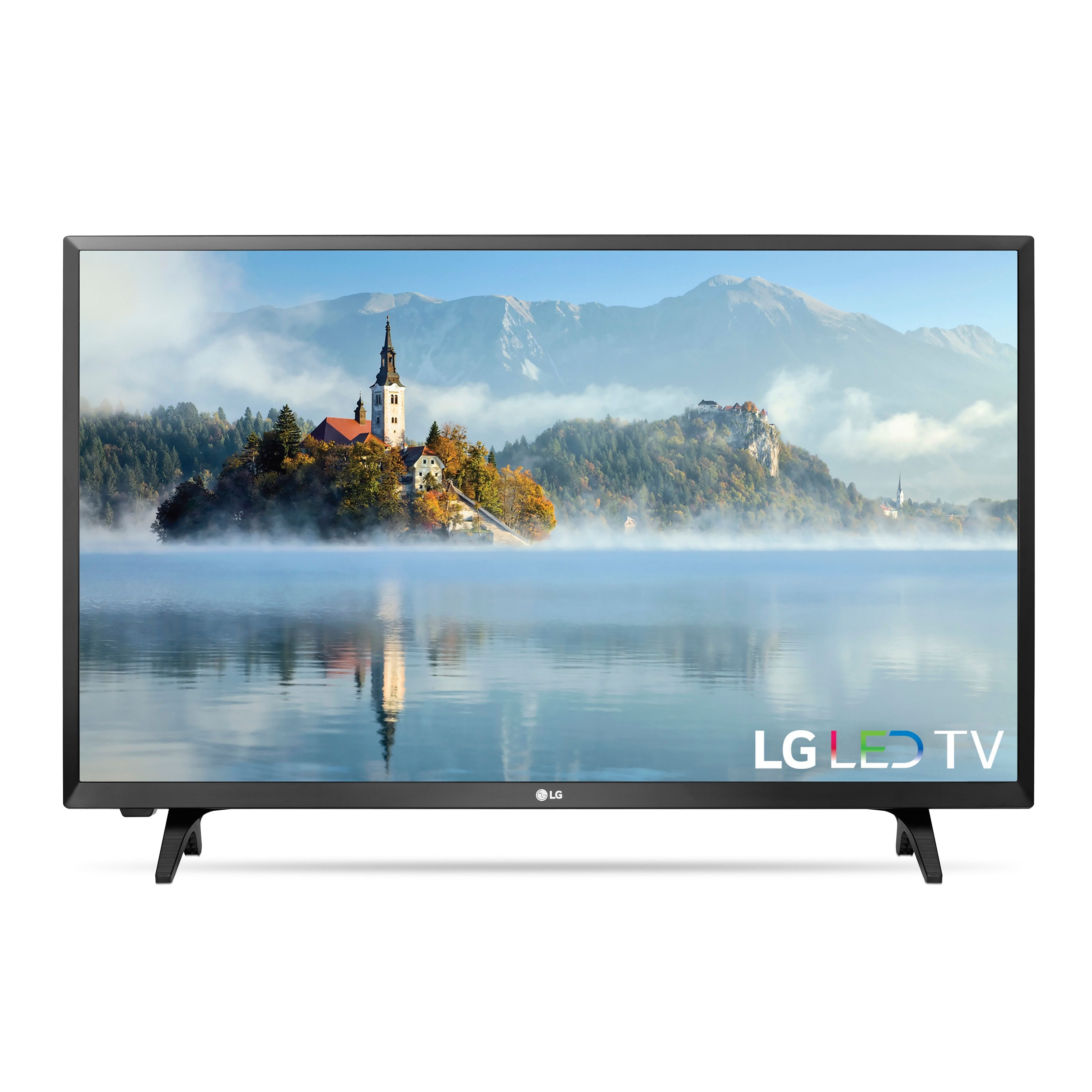 LG 32-inch Class LED 32LJ500B Television, Black In 2019