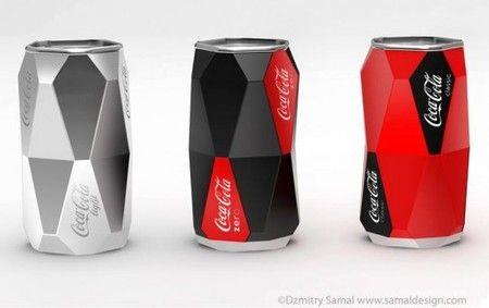 Dzmitry Samal Coca Cola Can Concept design