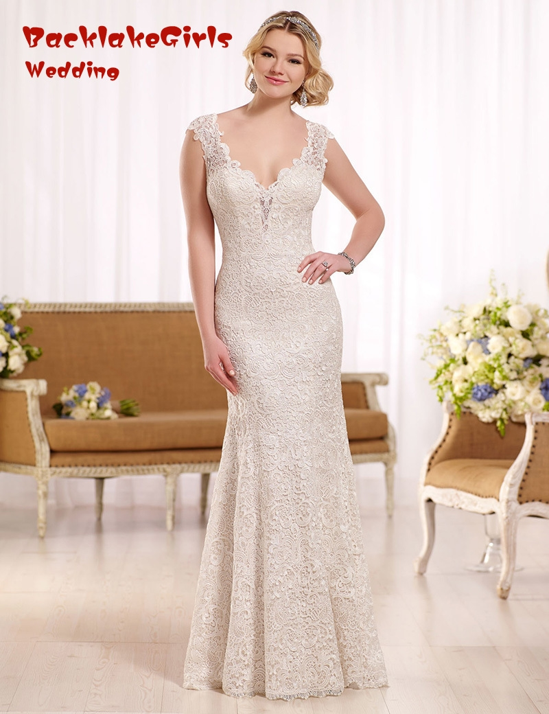 watch now free shipping customed robe de mariage cap sleeve