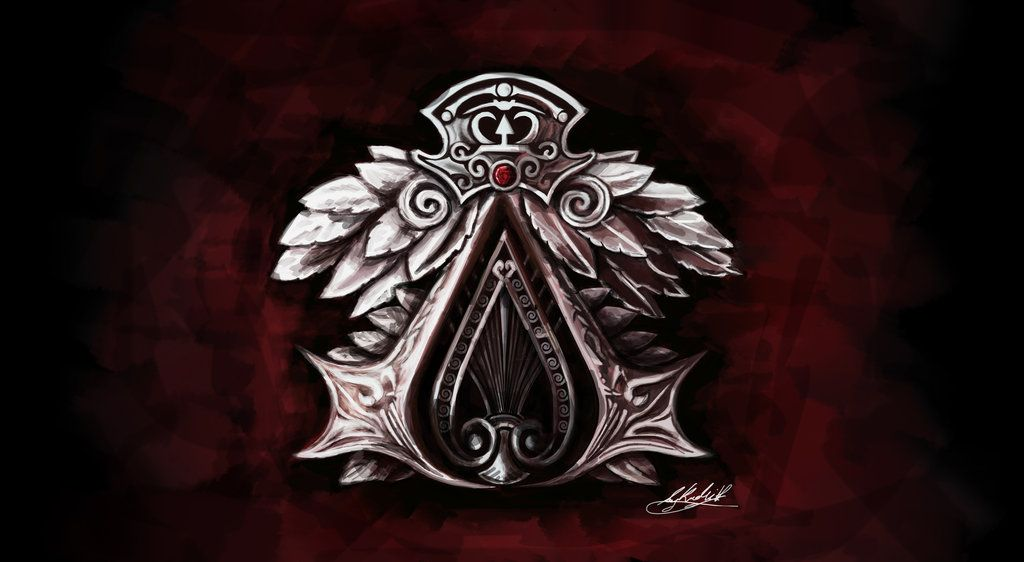 Assadins Creed Tattoo Assassins Creed Symbol Tattoo Assassins