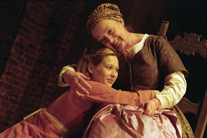 What was the relationship between Juliet and her nurse?