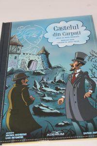 Castelul din Carpati - benzi desenate