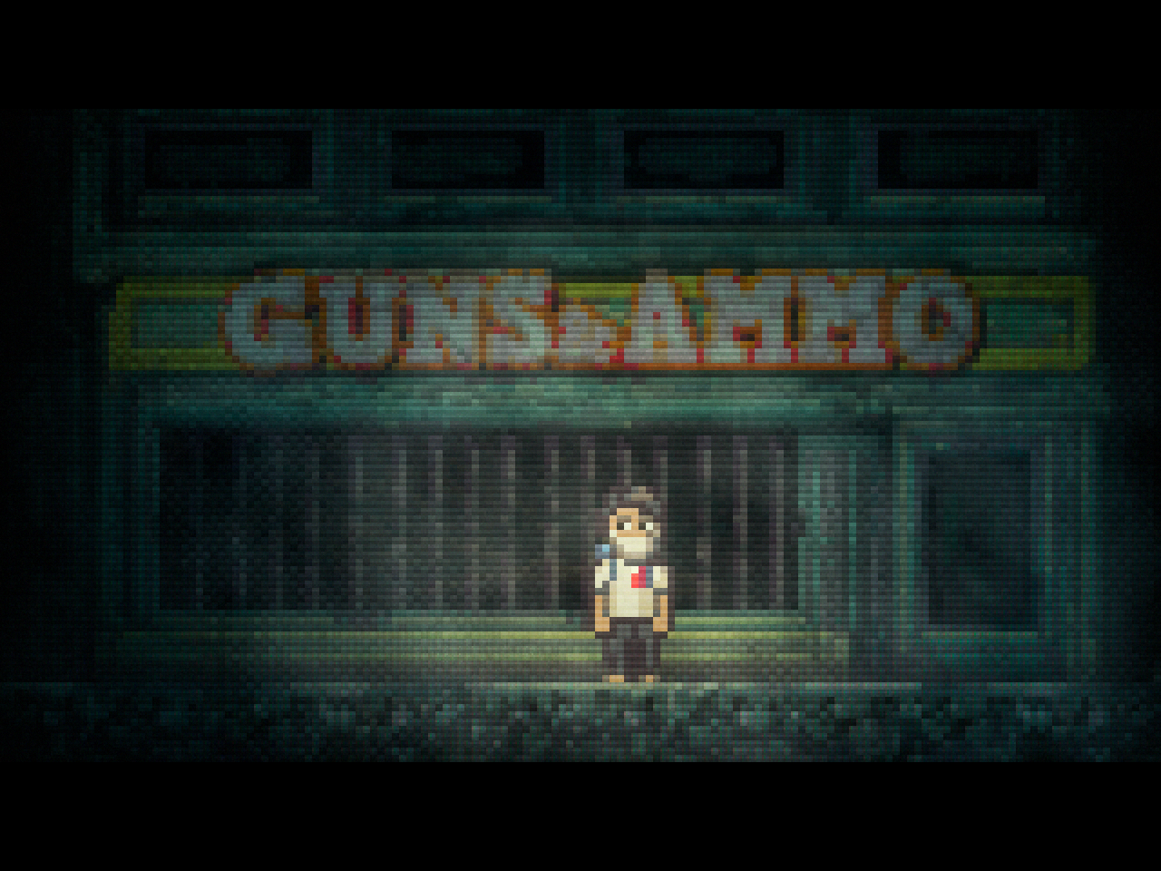 LONE SURVIVOR Media Lone survivor, Good horror games