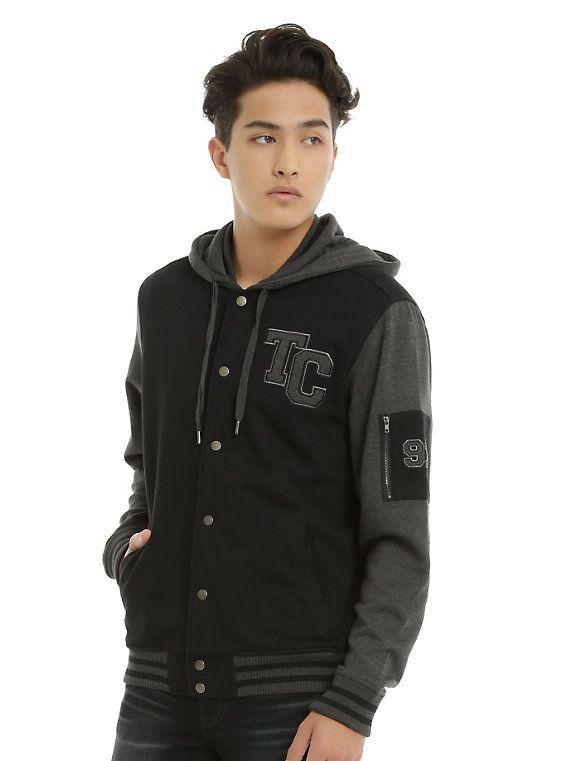 Tyler Carter Varsity Bomber Jacket Outfit Ideas Pinterest