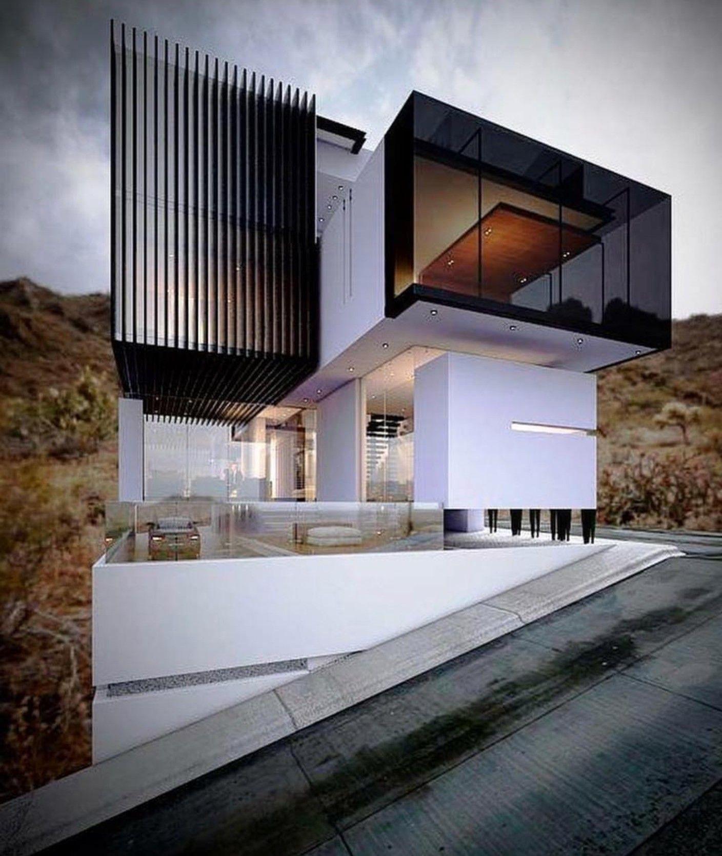 Pin de Maggy Juarez en House | Pinterest | Fachadas, Arquitectura y ...