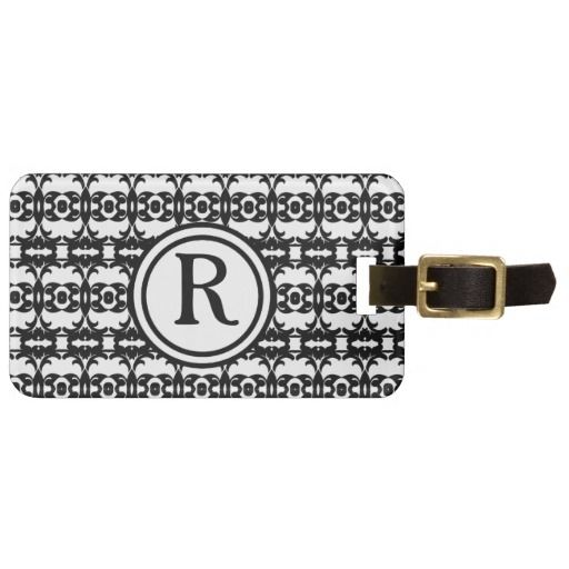 >>>Low Price Guarantee          Personalized Monogram Black and white patterned Luggage Tag           Personalized Monogram Black and white patterned Luggage Tag we are given they also recommend where is the best to buyShopping          Personalized Monogram Black and white patterned Luggag...Cleck Hot Deals >>> http://www.zazzle.com/personalized_monogram_black_and_white_patterned_luggage_tag-256904506413475026?rf=238627982471231924&zbar=1&tc=terrest