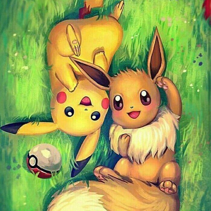 """Résultat de recherche d'images pour """"cute pokemon fan art"""""""