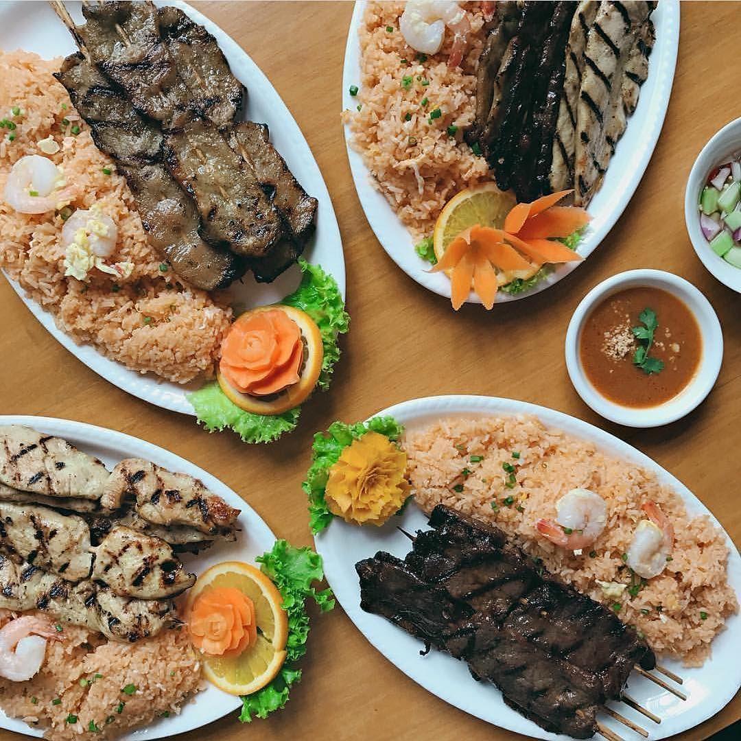 Now Open Thai Bbq Original Restaurant Shangri La Plaza Mall Franchised From Los