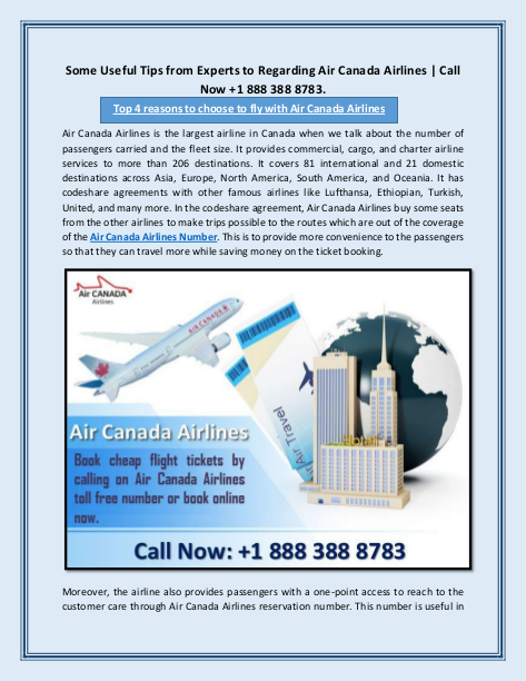 Pin by Fandyalina on Air Canada Airlines Customer Service
