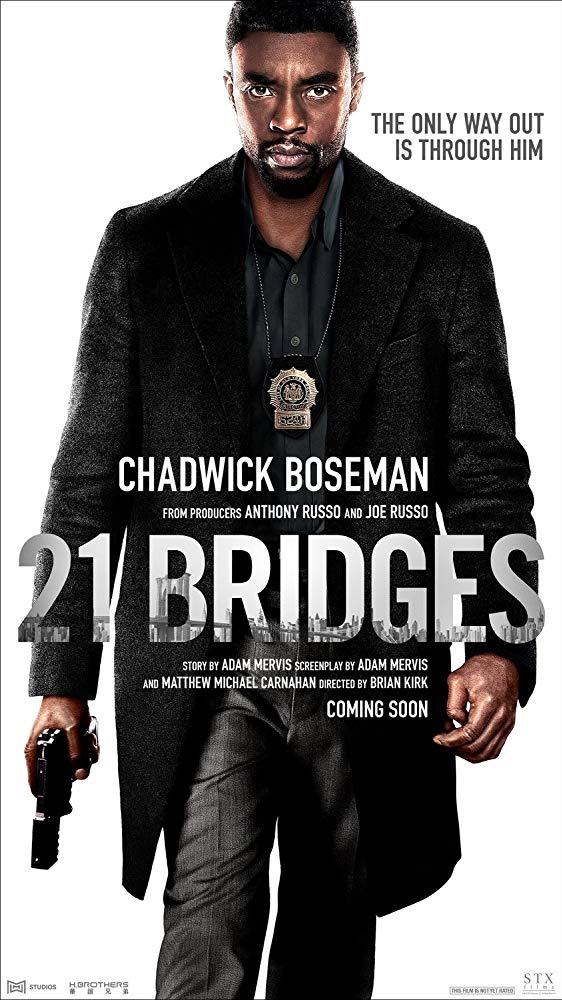 21 Bridges 2019 Full Movies Online Free English Movies Full Movies