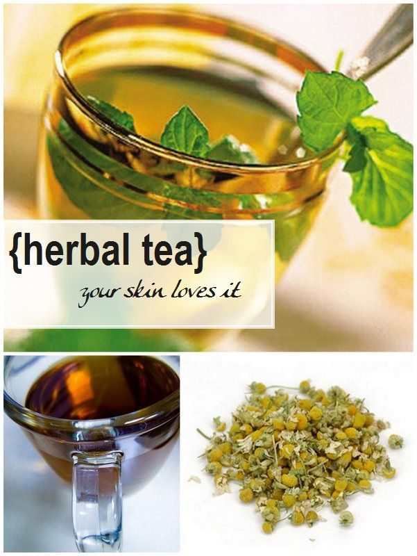 The Benefits of Drinking Herbal Tea