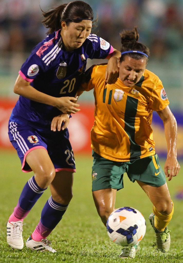 サッカーAFC女子アジアカップ(2...