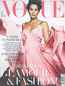 Covers | Cindy Crawford