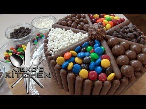 Ferrero Rocher Cake Recipe Nicko