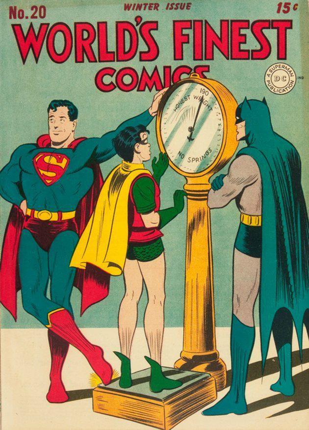 Sabias Que Estos Superheroes Son Grandes Amigos Superheroes Historietas Comics De Superhombre