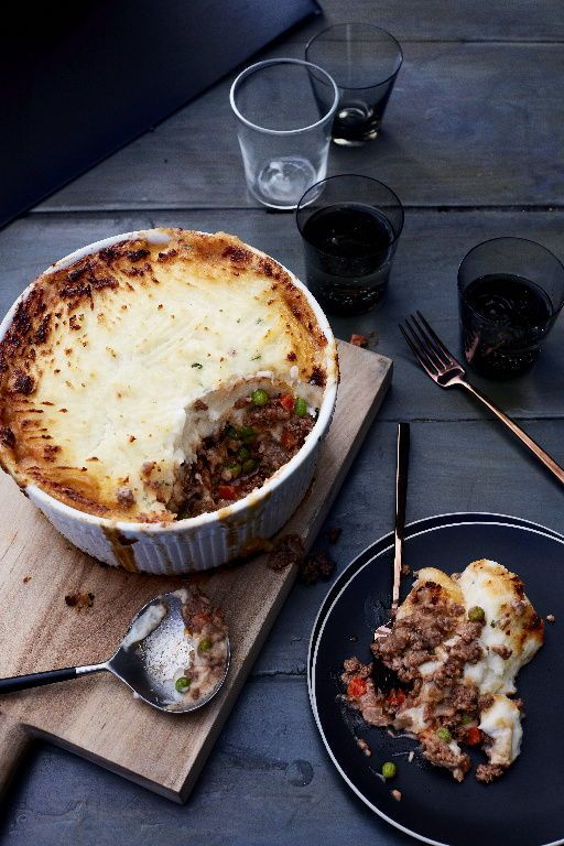 Instant Pot Shepherd's Pie | Sheppards pie recipe, Healthy ...