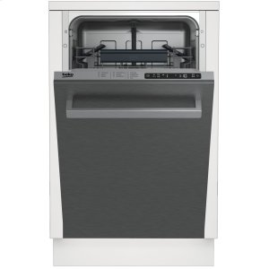 "Beko18"" Top Control Slim Dishwasher Slim dishwasher"