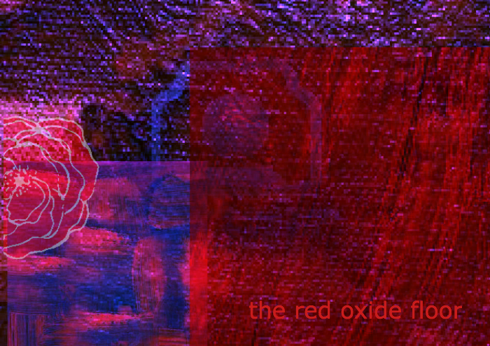 the red oxide floor (With images) Frosted windows