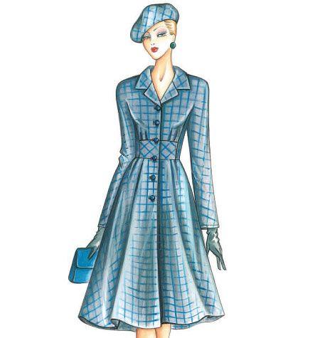 F3472, Marfy Coat | Marfy | Pinterest | Mäntel und Jacken