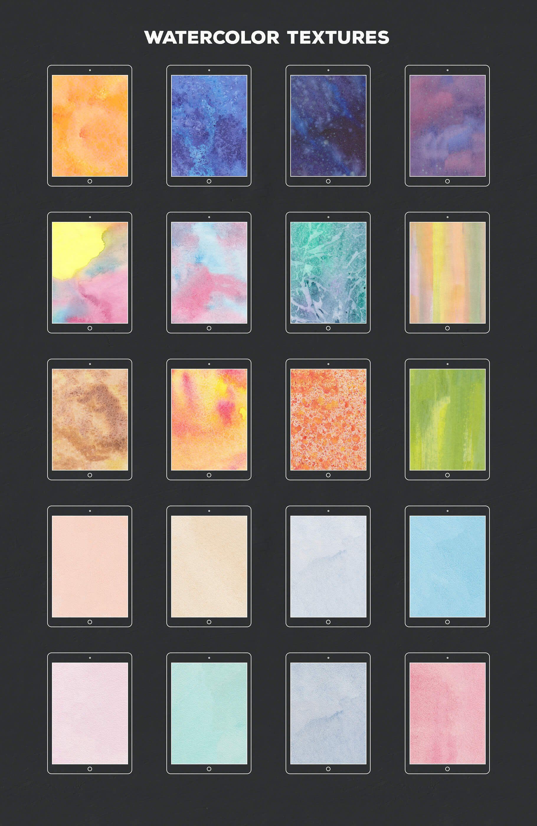 Background Textures For Procreate Textured Background Paper