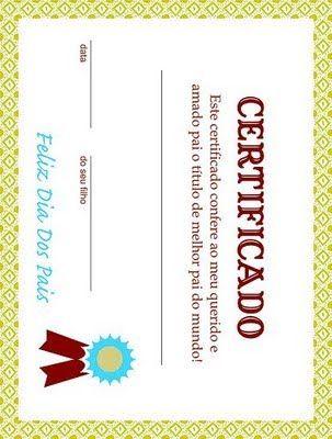 certificado dia dos pais 1