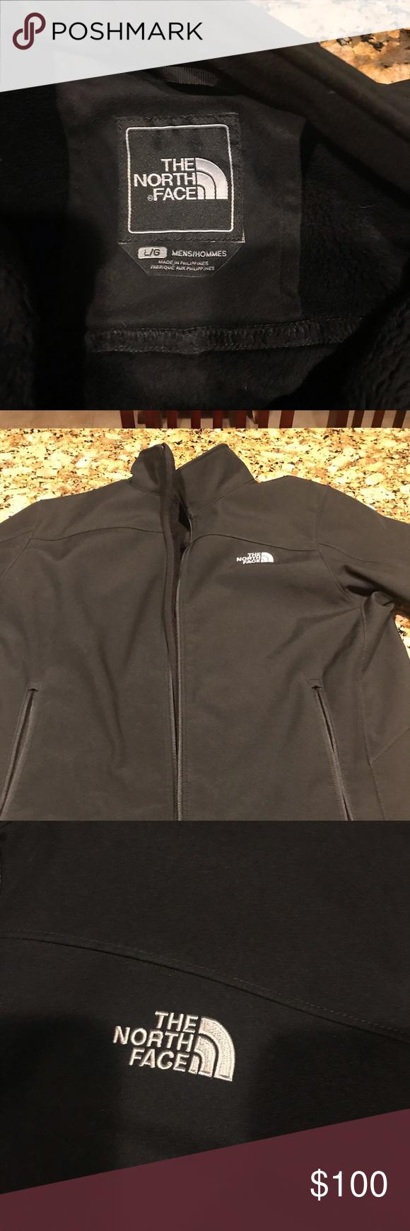 Men S L Tnf Jacket Fleece Lining North Face Jacket Mens Tnf Jacket North Face Hyvent Jacket [ 1740 x 580 Pixel ]