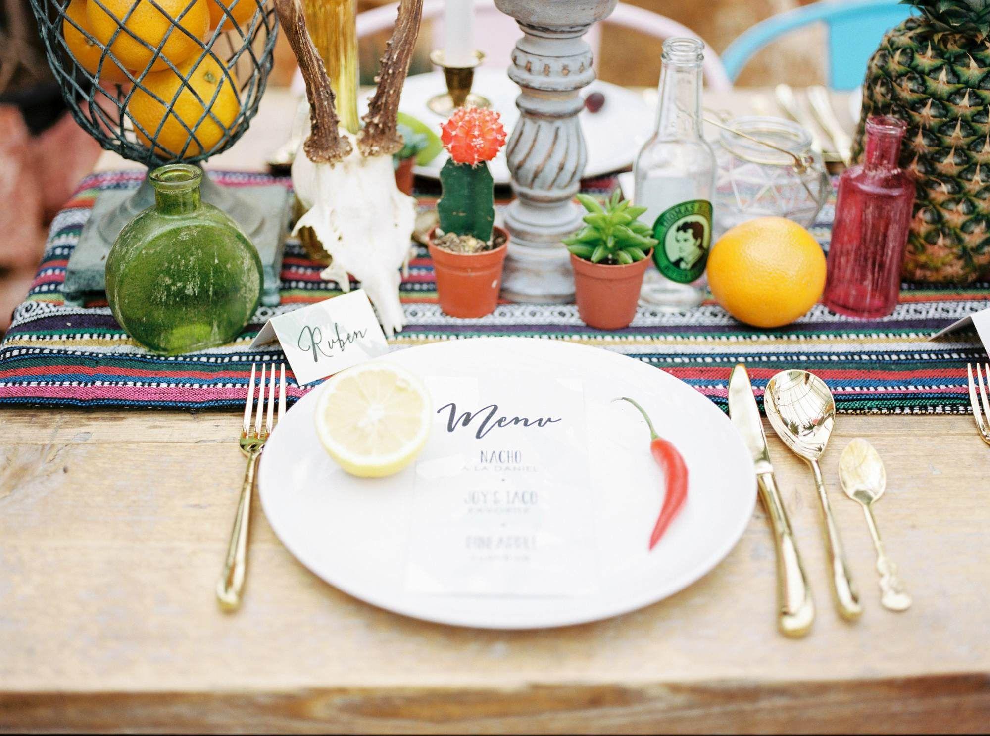 Cinco de Mayo - Mexican themed Wedding Shoot | Mexican themed ...