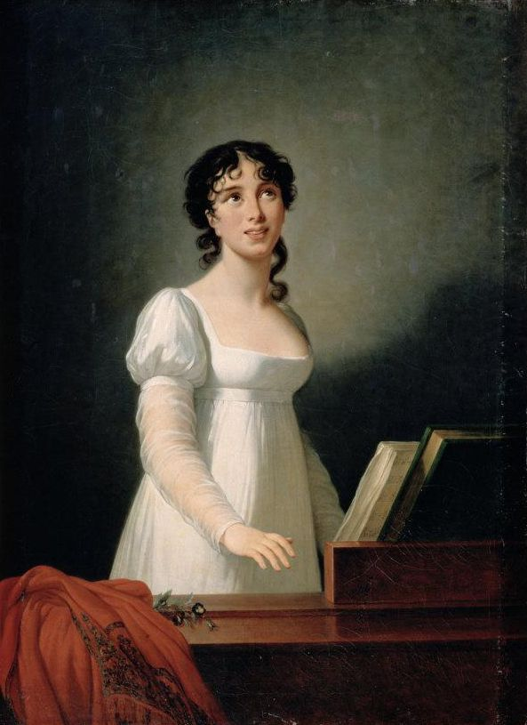 Angelica Catalani by Louise Élisabeth Vigée Le Brun, 1806