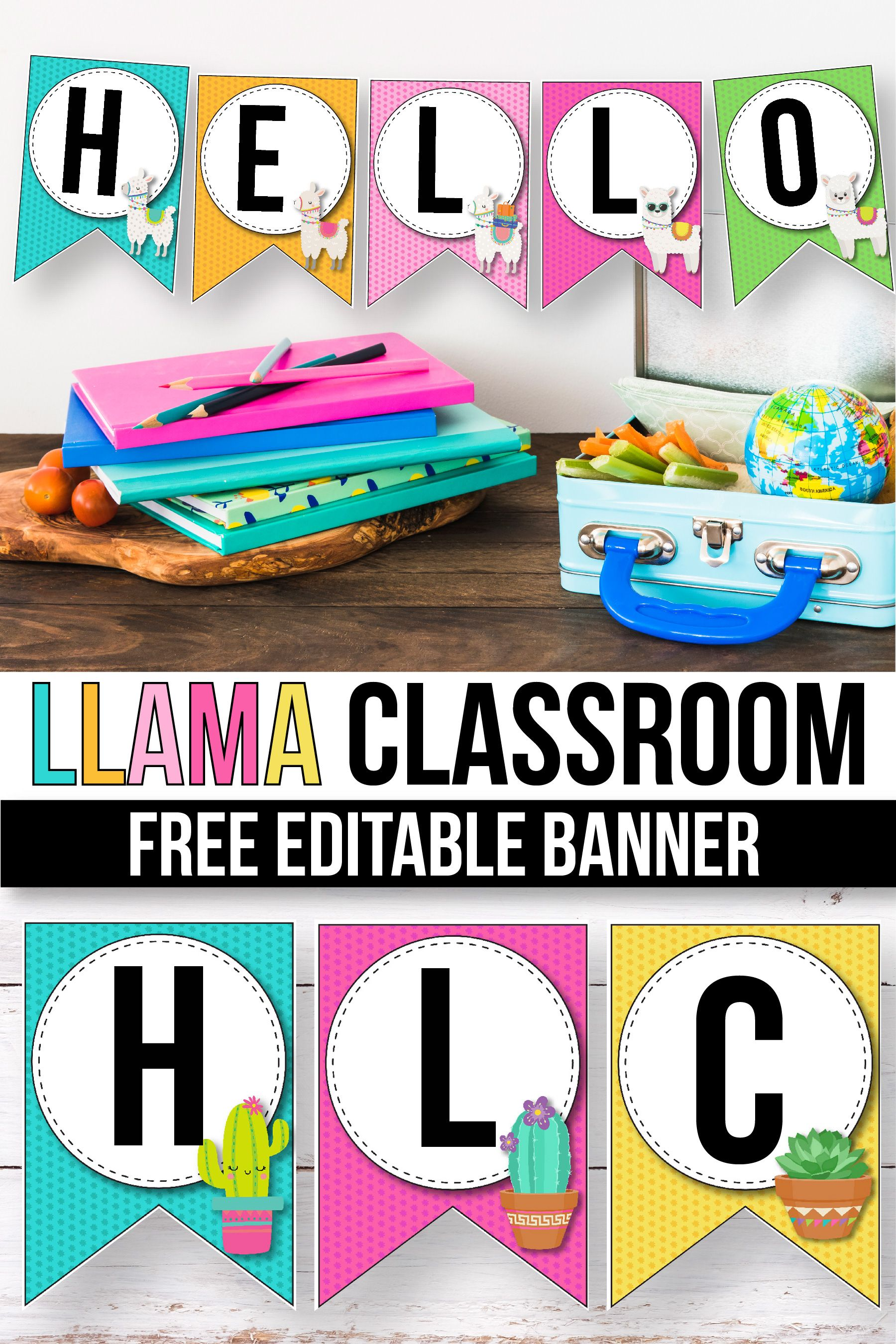 Free Banner For The Classroom
