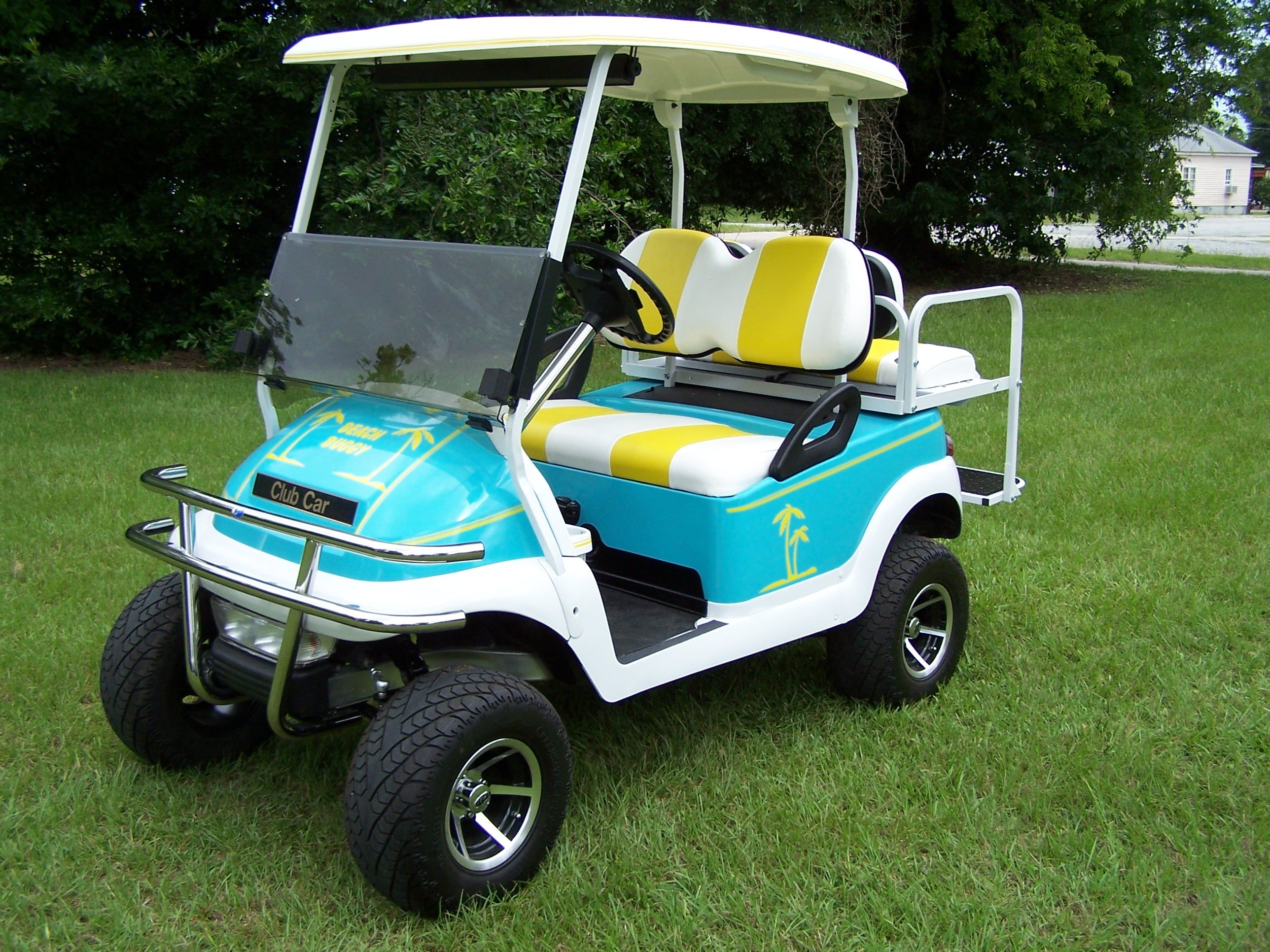 Custom golf cart google search
