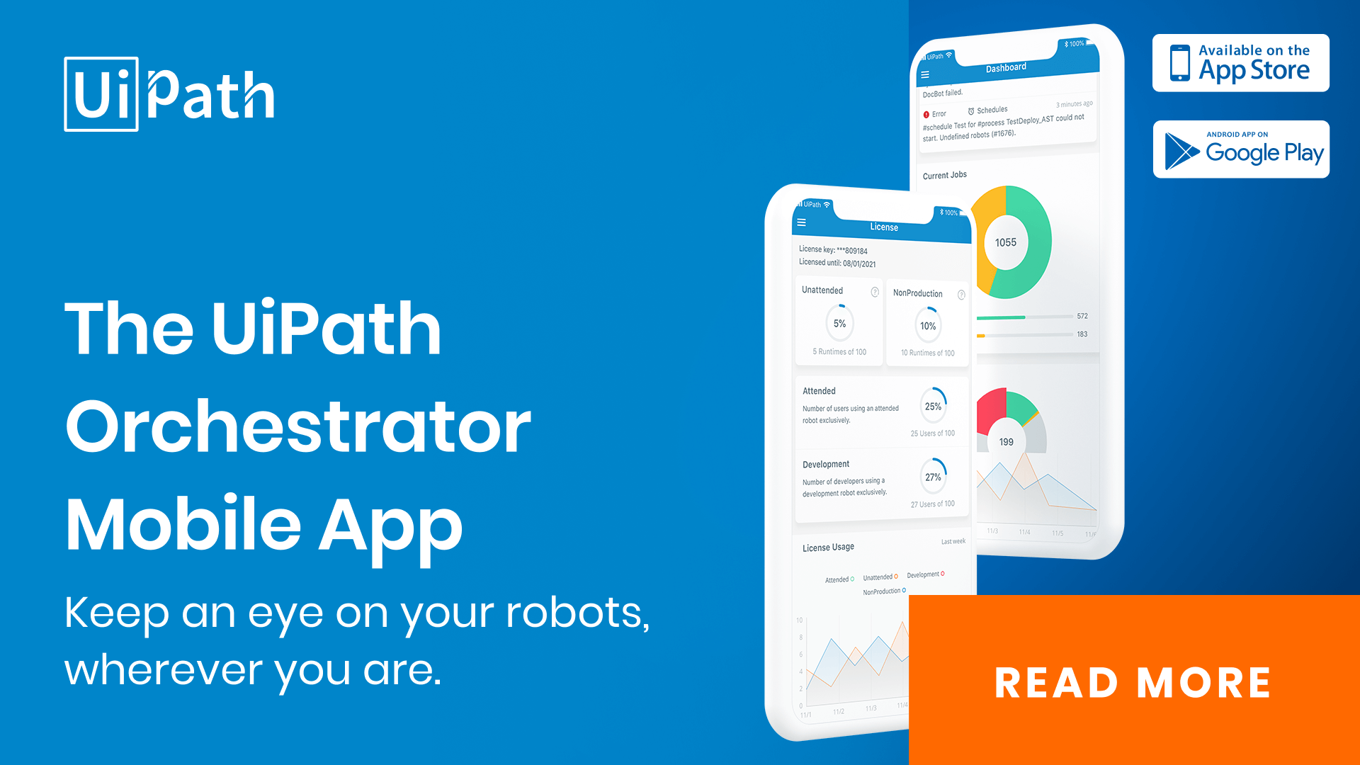 Supervise RPA On the Go: Introducing the New UiPath Orchestrator