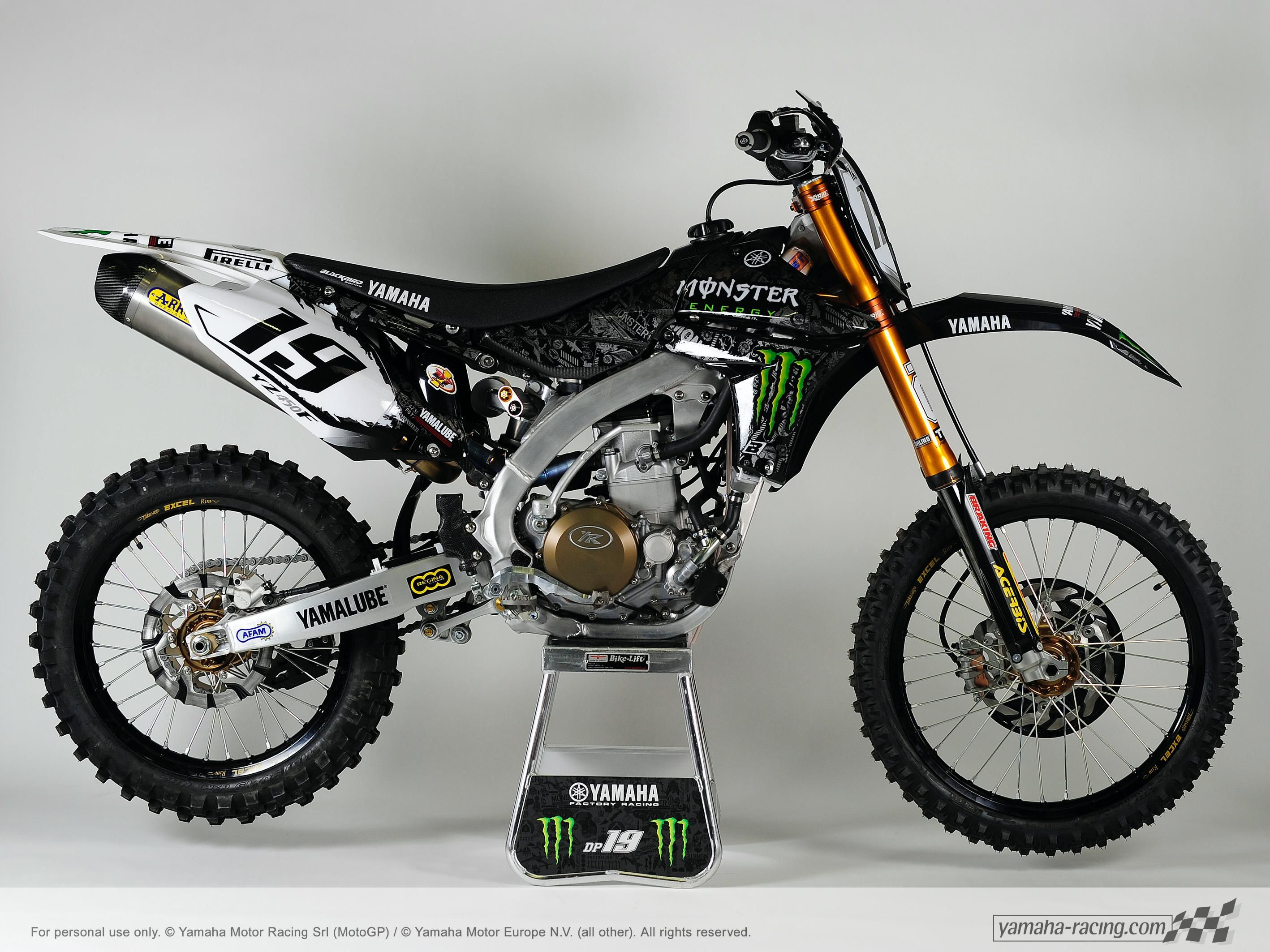 2010 yamaha gp yz450f racing dirt bike racing dirt. Black Bedroom Furniture Sets. Home Design Ideas