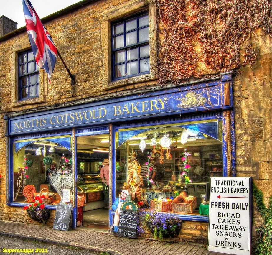 North Cotswolds Bakery, Bourton On The Water