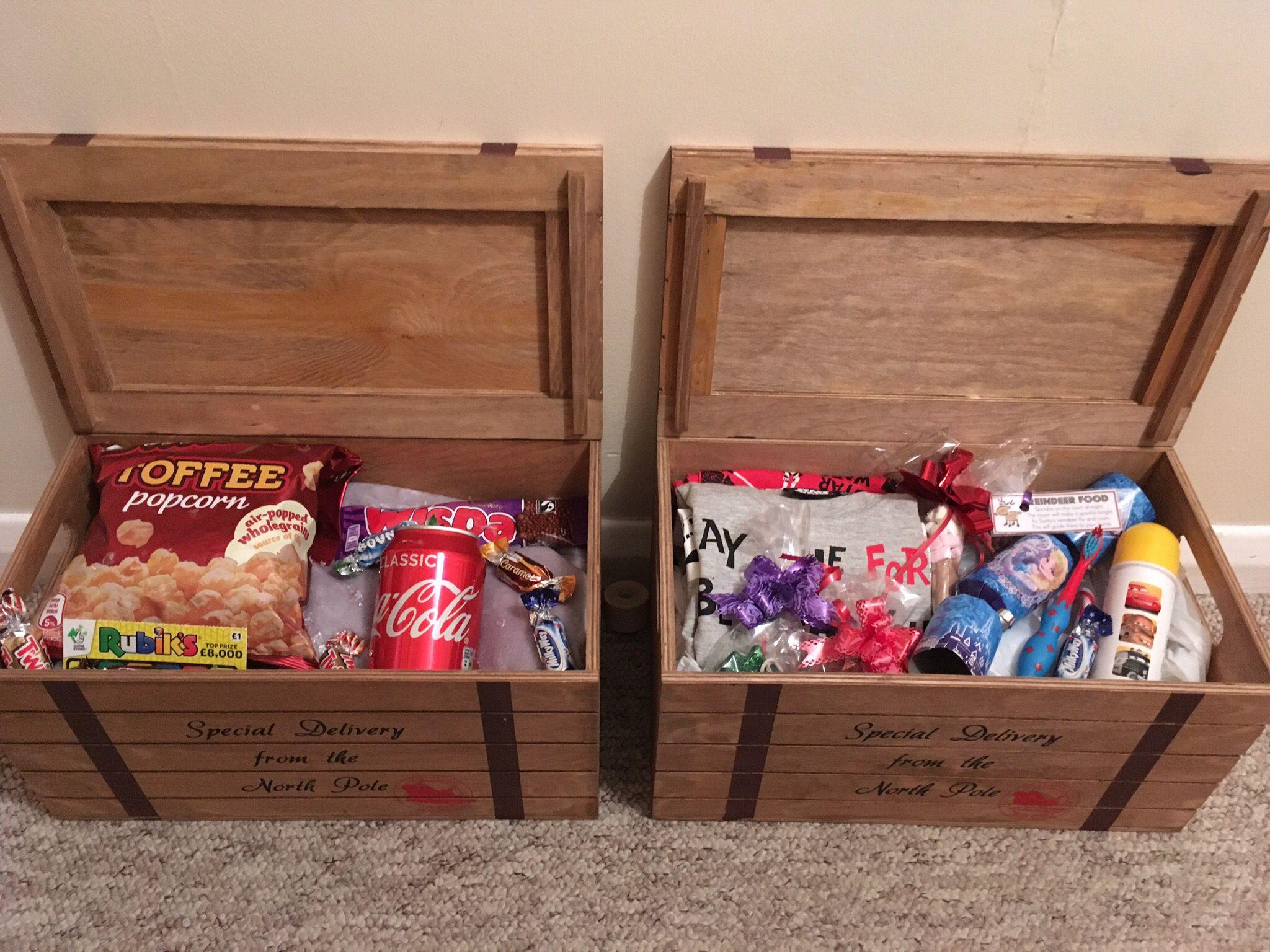 Christmas Eve Box Ideas | Christmas eve box, Christmas eve box for kids, Christmas eve