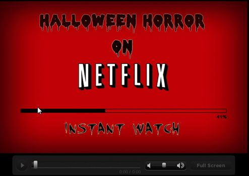 20 Horror Movies to Watch on Netflix This October | books and ...
