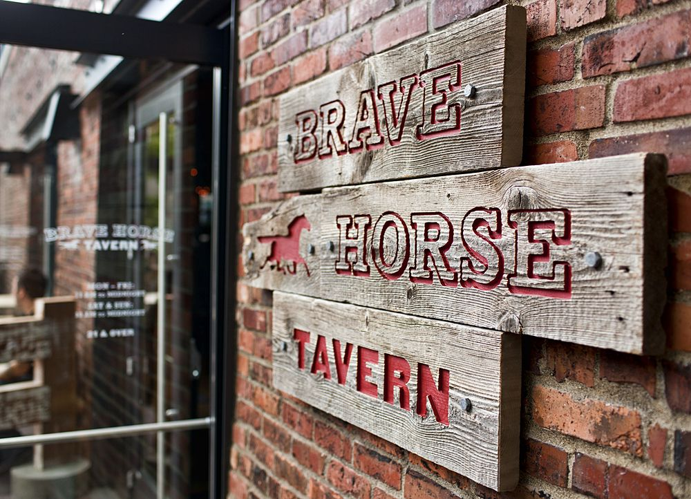Brave Horse Tavern Seattle great place