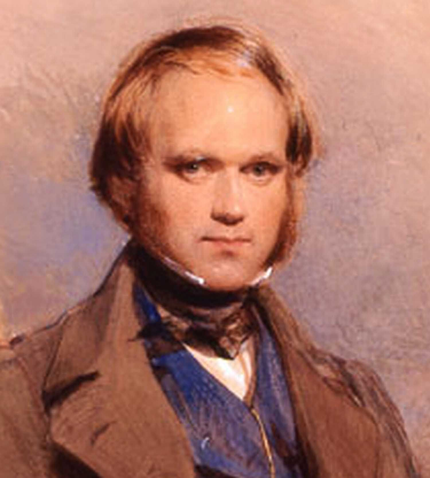 Charles Robert Darwin (February 12, 1809 - April 19, 1882)  English naturalist.  He established that all species of life have descended over time from common ancestry, and proposed the scientific theory that this branching pattern of evolution resulted from a process that he called natural selection.