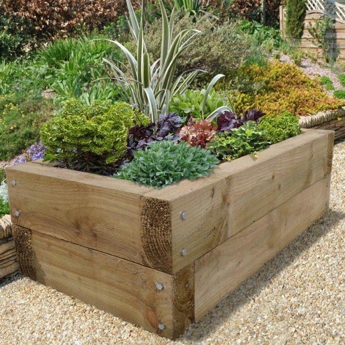 Kräuterhochbeet Bauen Aus Holz Hochbeete Selber Machen | Garten