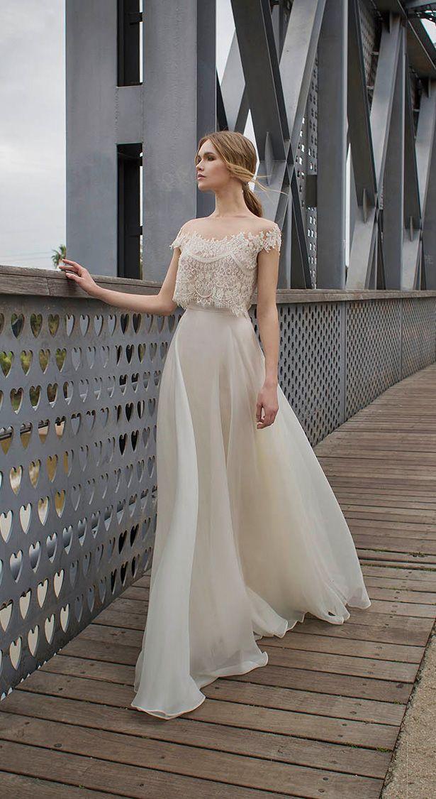 Limor Rosen Wedding Dress - Belle The Magazine