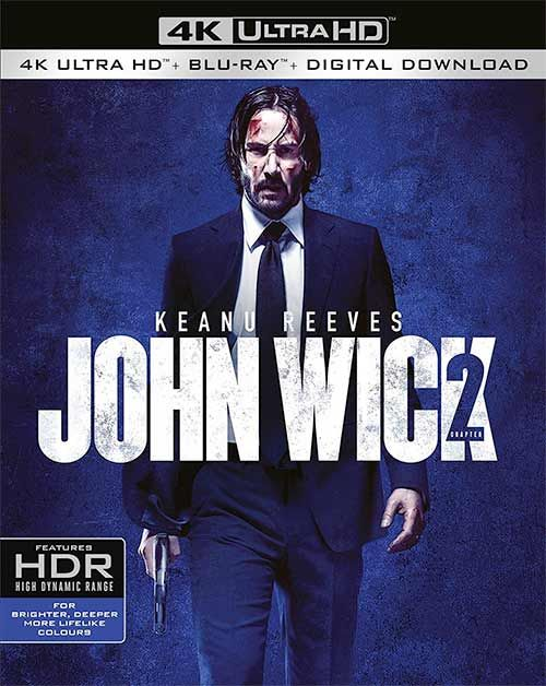 John Wick Chapter 2 Uk Dvd Release Date Trailer And Film Details