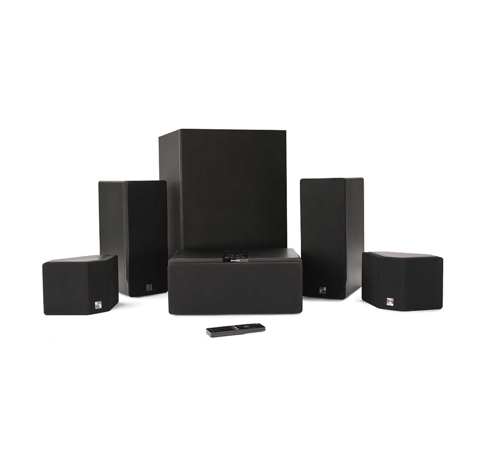 Enclave Audio CineHome HD 5 1 Wireless Audio Home Theater System