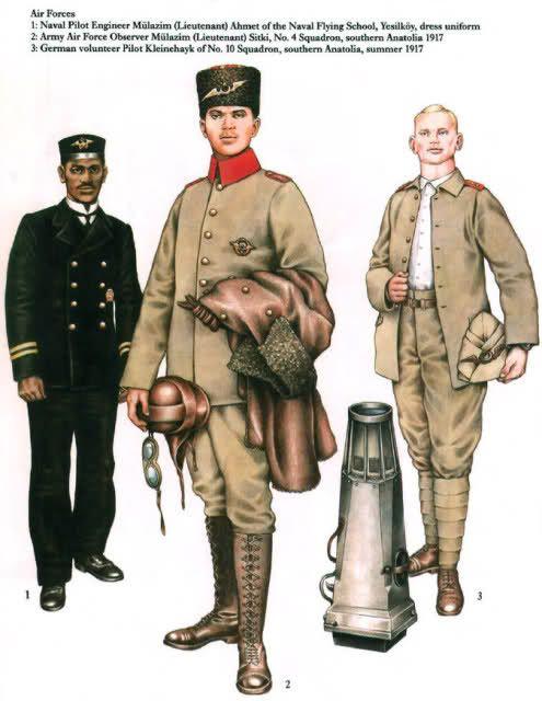 Osmanlı Ordusu (1914-1918) - FrmArtuklu | OTTOMAN ARMY ...