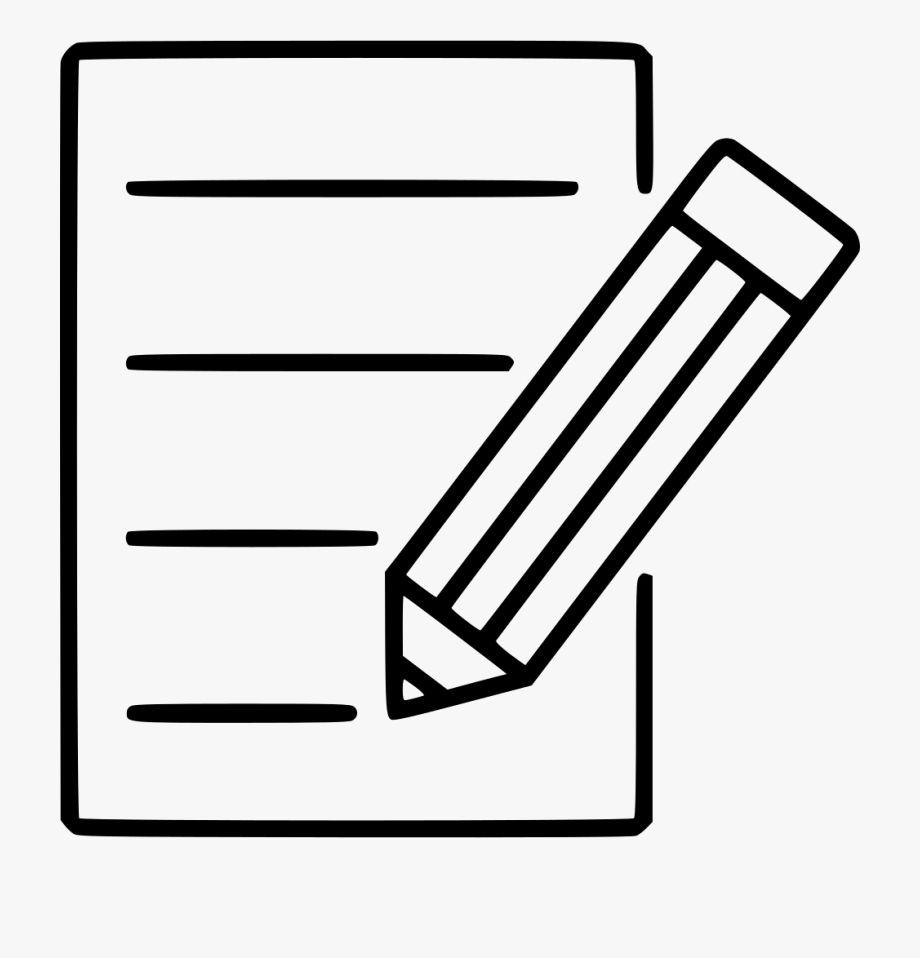 Paper And Pen Clipart Free In 2021 Free Clip Art Paper Clip Art Clip Art