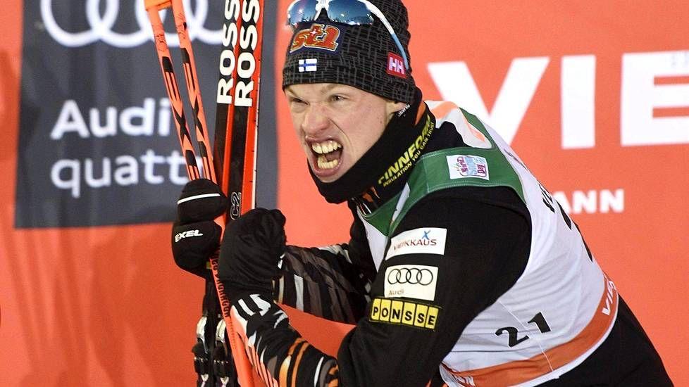 Mahtavaa, Iivo! Niskaselta upea suoritus Lillehammerissa