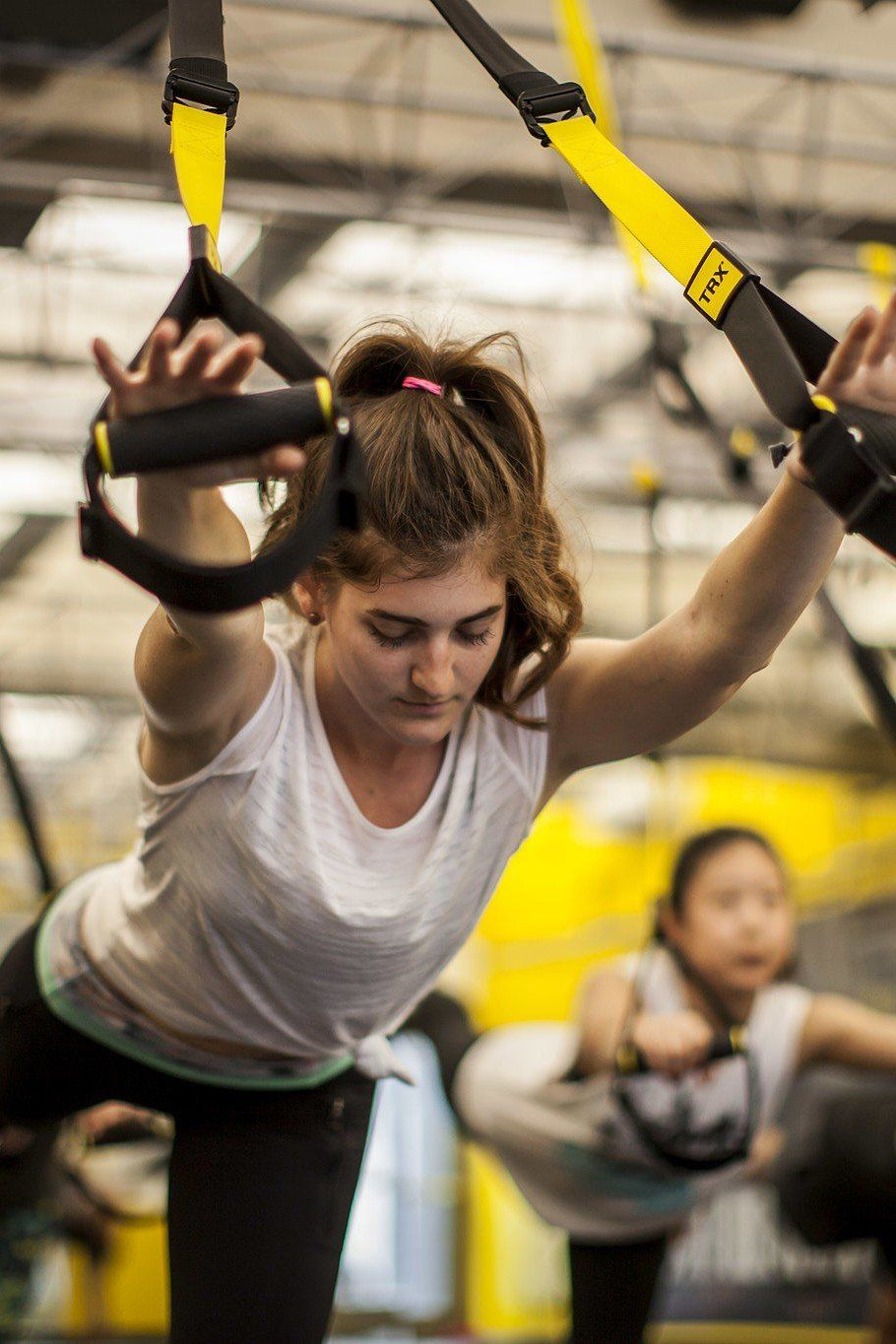 Not Gonna Lie, This 20-Minute Full-Body TRX Circuit Is Going to Kick Your Ass