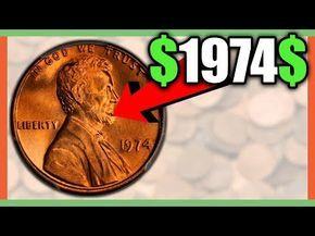 1974 aluminum cent rare us coins