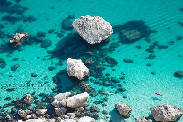 Cagliari: Capo Sant'Elia by giusmelix (flickr)