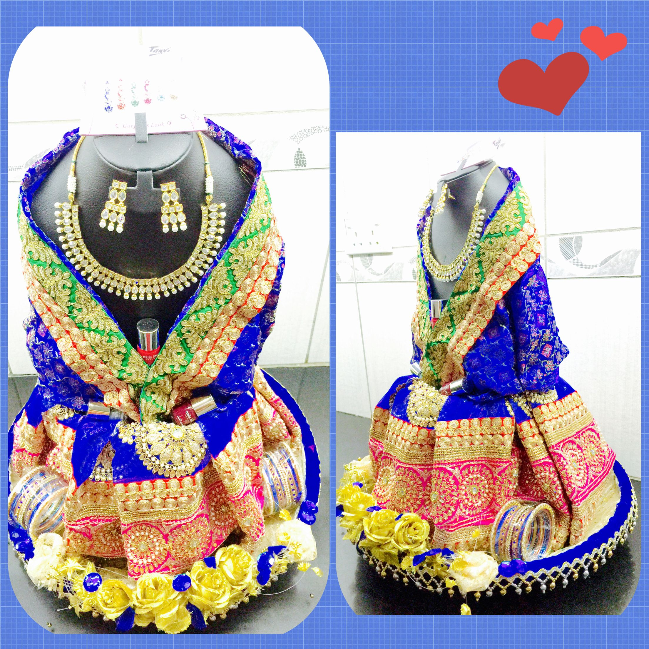 Trousseau packing by nisha sachdev trousseau packing pinterest home living rooms and decoration trendings junglespirit Images