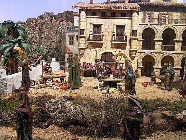 La Asociación de Belenistas de La Rioja, una de las más importantes a nivel nacional,  expone su 3ª Muestra de Belenes en la Sala de Exposiciones de la Capilla de la antigua Beneficencia.  En esta exposición se pueden contemplar 10 dioramas realizados por los miembros de la asociación.  Quieres saber más? http://blog.portaljardin.com/2014/12/por-navidad-se-armo-el-belen.html