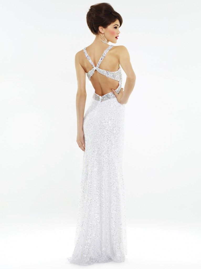 Gorgeous Back from Riva Designs for #prom2014 #prom #dresses ...
